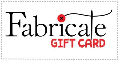 Fabricate Gift Card